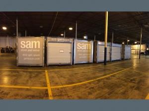 storage pods in garage