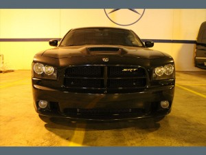 Dodge Ram srt black